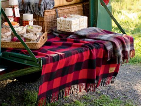 Pendleton Woolen Mill Blankets
