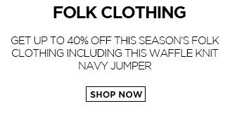 Folk Clothing Sale