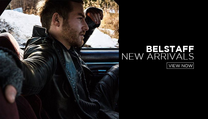 Belstaff New Arrivals