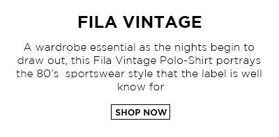 Fila Vintage Polo-Shirts