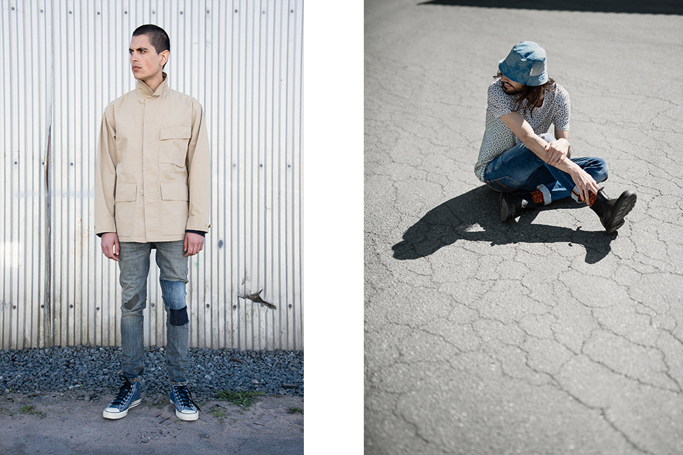 Nudie Jeans SS17 Collection