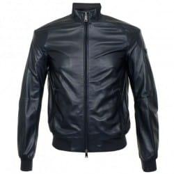 Armani Jeans Skeen Skin Bomber Jacket