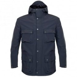 Barbour International Drag Navy Jacket
