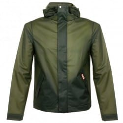 Hunter Vinyl Windcheater