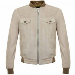 Replay Jeans Suede Jacket