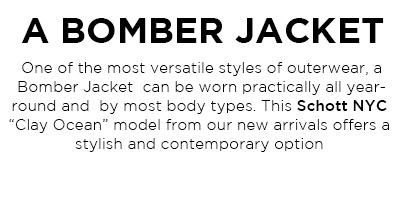 A Bomber Jacket