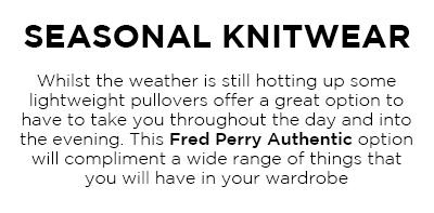 Seasonal Knitwear