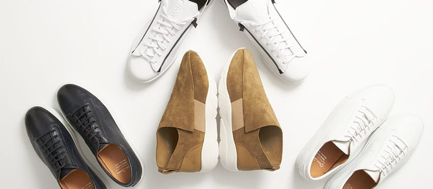 Luxury Sneakers at Stuarts London