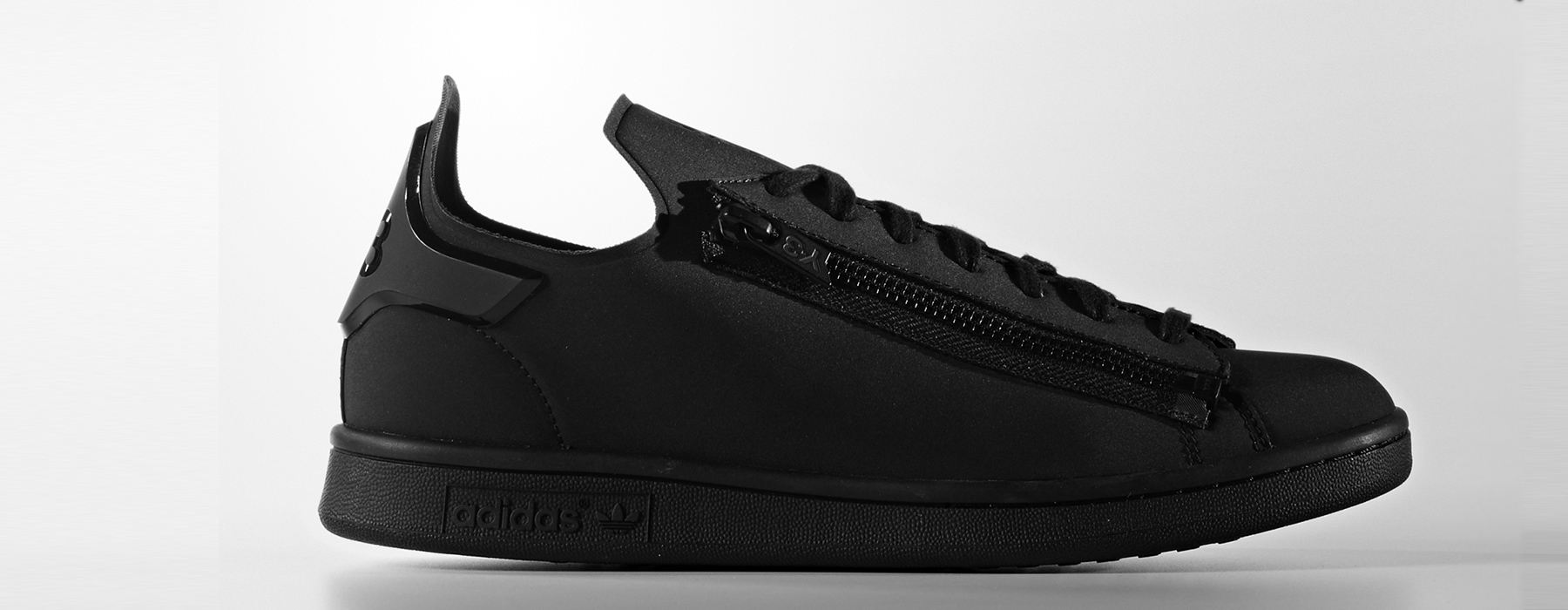 Adidas Y-3 Stan Zip Core Black