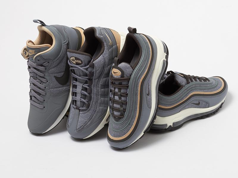 Nike Wool Grey Pack