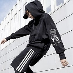 Adidas Y-3 SS18 Lookbook