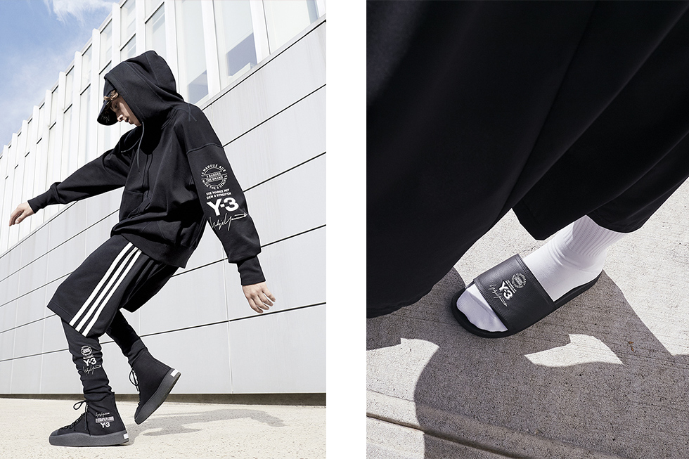 Adidas Y-3 SS18 Collection