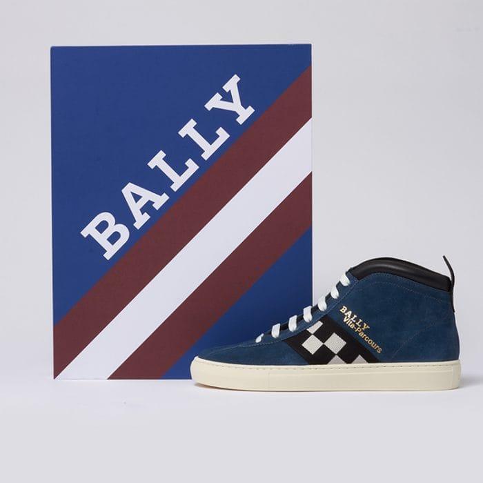 Bally Vita Parcours Sneakers