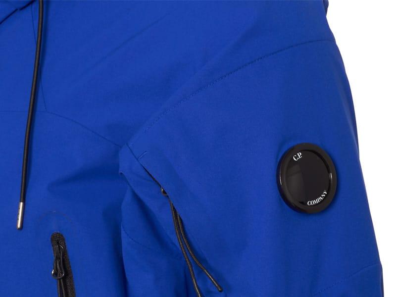 CP Company protek daz blue zip