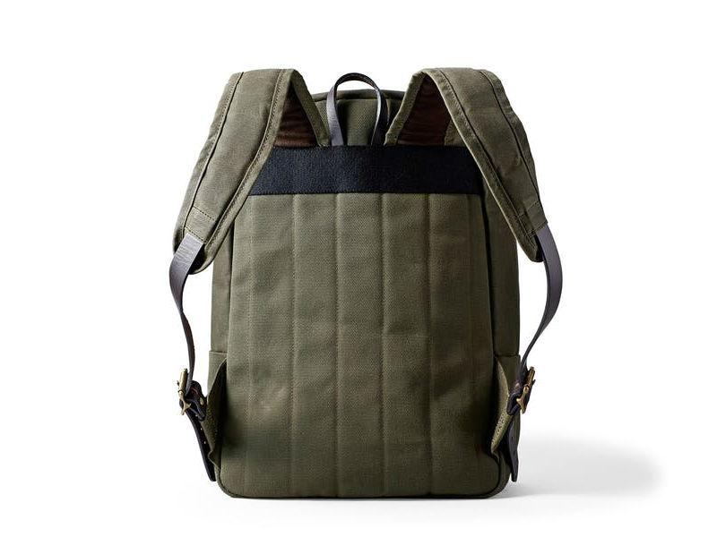 Filson Journeyman Backpack rear shot