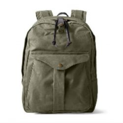 Filson Journeyman Backpack front shot