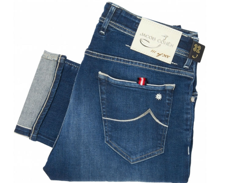 Jacob Cohen Limited Edition Comfort Jeans Light Wash