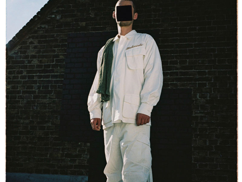 Maharishi All White outer
