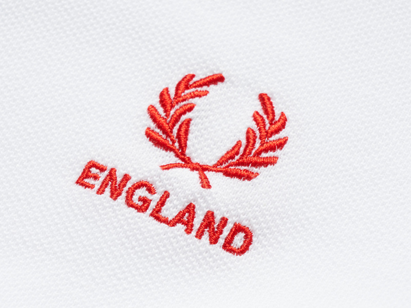 England Fred Perry World Cup