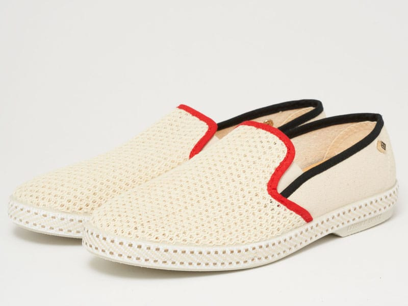 Espadrilles 20 cream both shoes