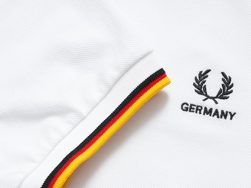 Germany Fred Perry