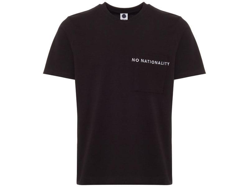 NN07 T-shirt no nationality