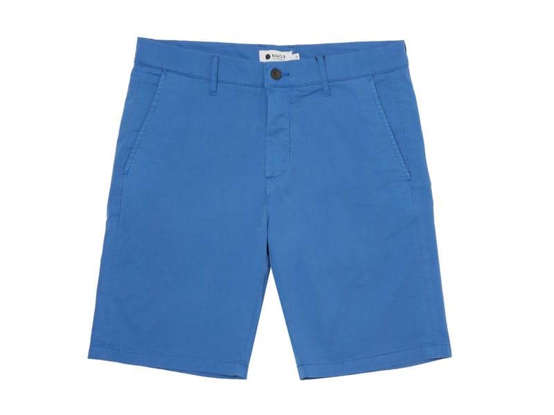 NN07 shorts cobalt crown