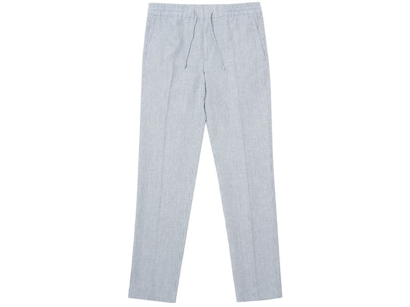 NN07 trousers wool blend