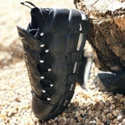 Nike Air More Money black feature