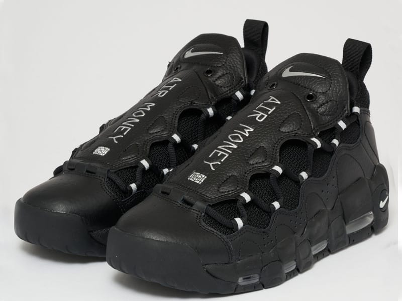 Nike Air More Money black