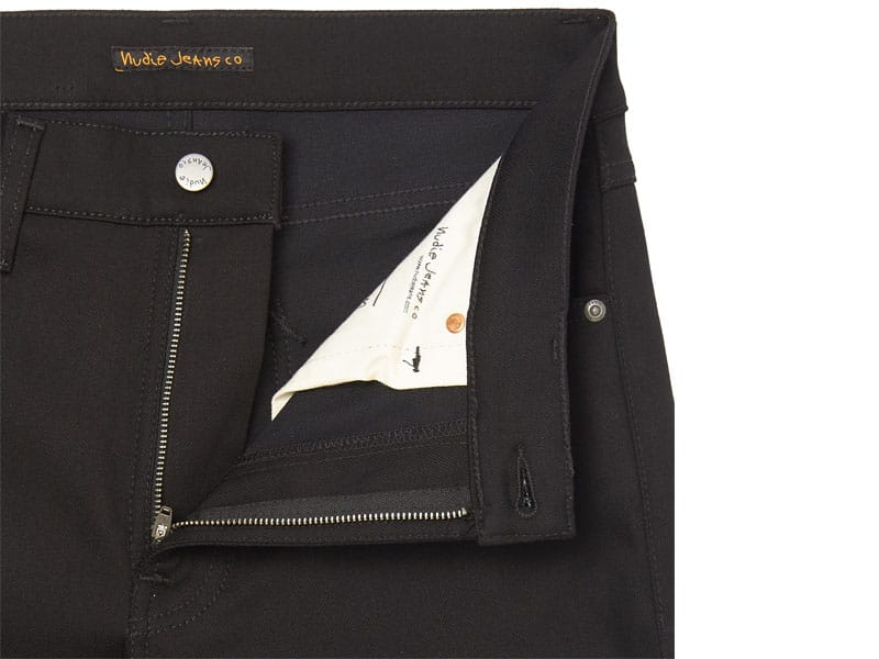 authentic quality great fit get online Nudie Jeans Everblack- Denim That Doesn't Fade | 112498 ...