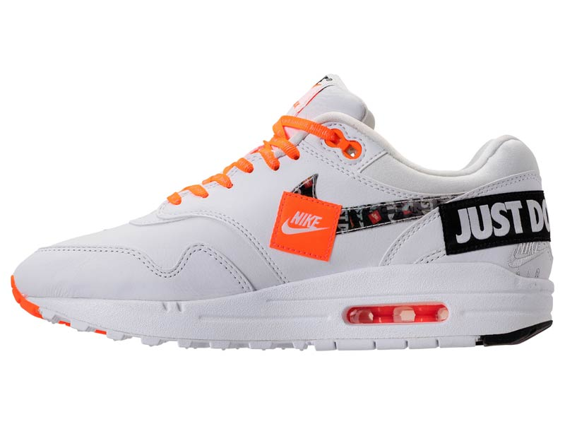 8ebc325d0c58 If you haven't found something unique yet for the upcoming summer, look no  further than the Nike Air Max 1 Just Do It Pack, exclusively released to  women.