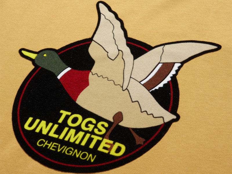 Chevignon logo T-Shirt