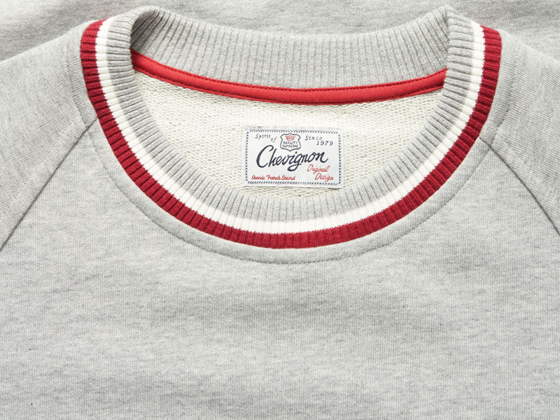 Chevignon striped sweatshirt