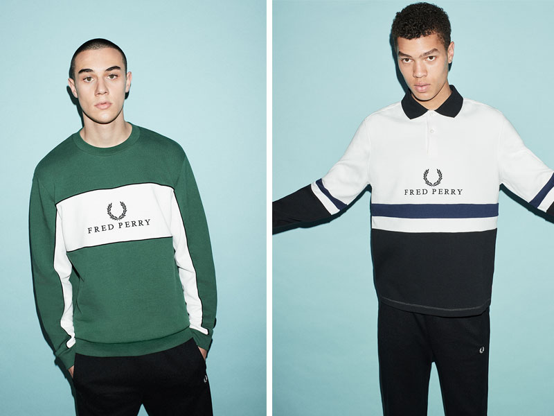 Fred Perry Rugby Shirts