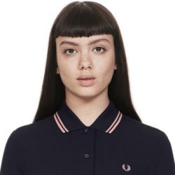 Fred Perry Women's Polo Close Up