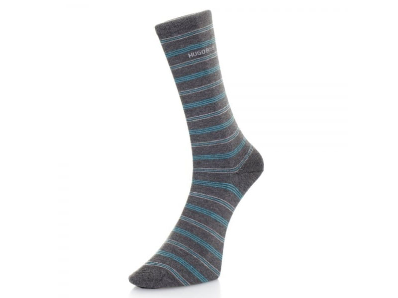 Hugo boss stripe sock