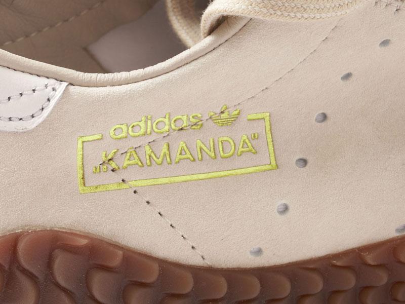 kamanda close up