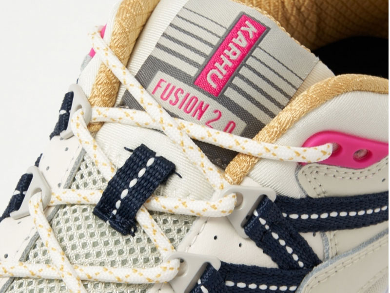 karhu Fusion close up