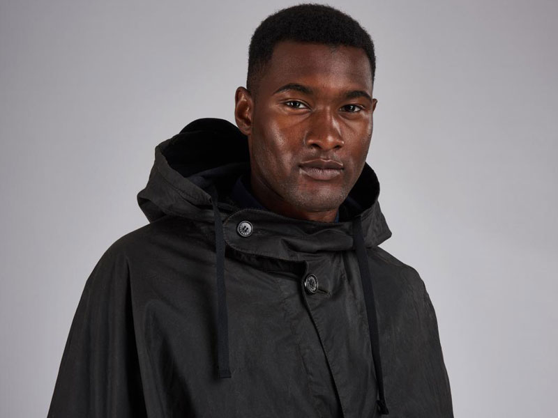 Barbour x Engineered Garments - The Cape
