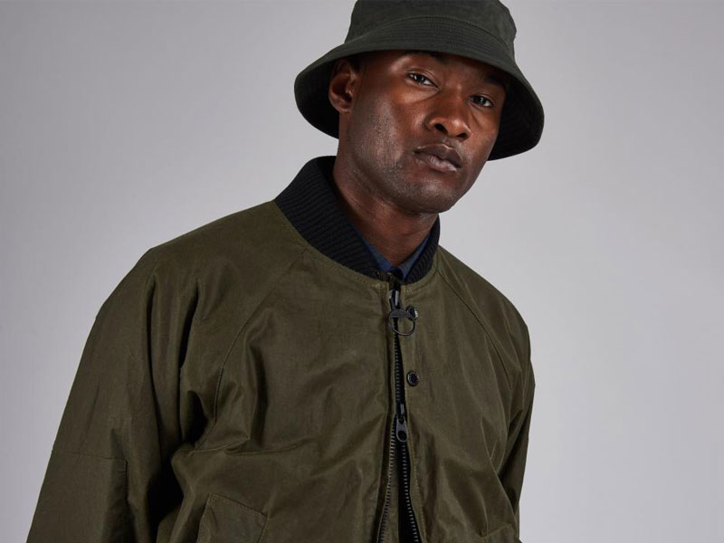 Barbour x Engineered Garments - The Dumbo
