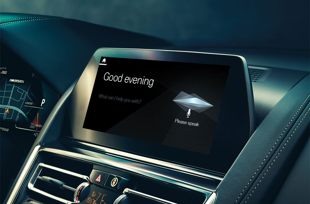 BMW Personal Assistant