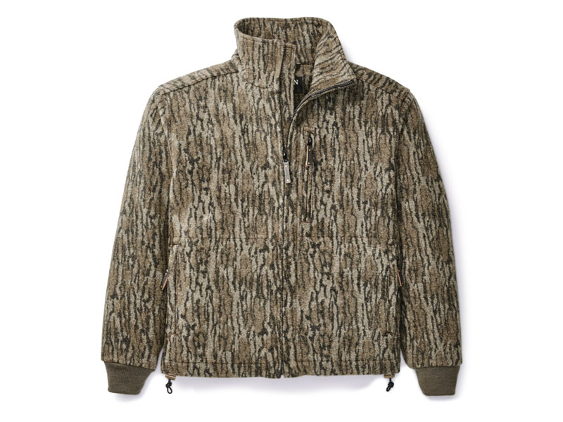 Filson x Mossy Oak fleece