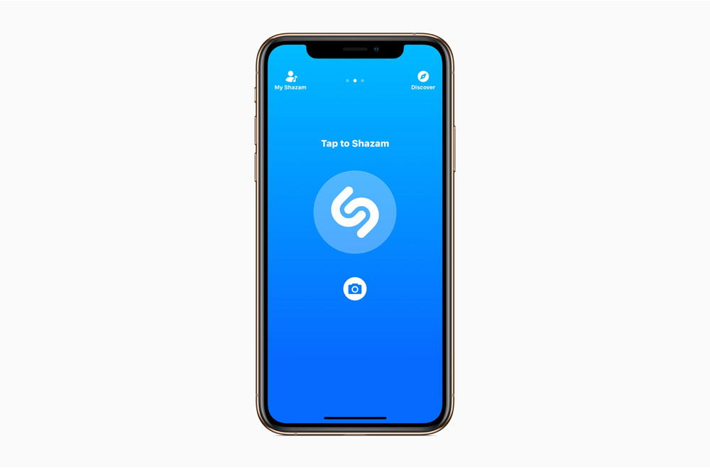 apple shazam merge