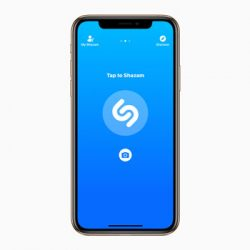 Apple shazam takeover