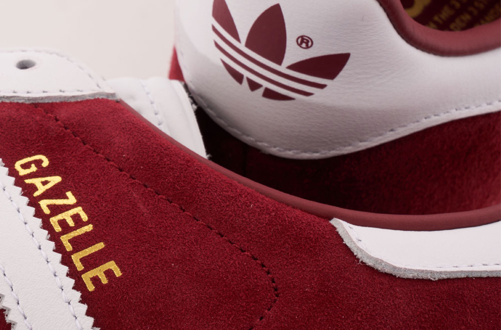 promo code 51e2c d6490 Undoubtedly one of the most iconic shoes ever produced, the Adidas Gazelle  has a long history dating back to the mid 1960s. Although the shoe may be  viewed ...