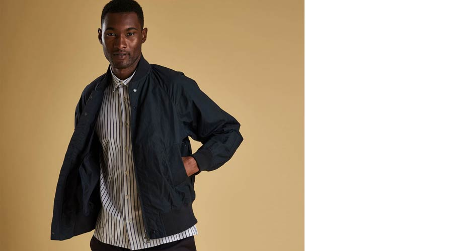 Barbour x Engineered Garments SS19 Irving Jacket