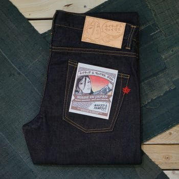 Limited Edition Naked & Famous Denim