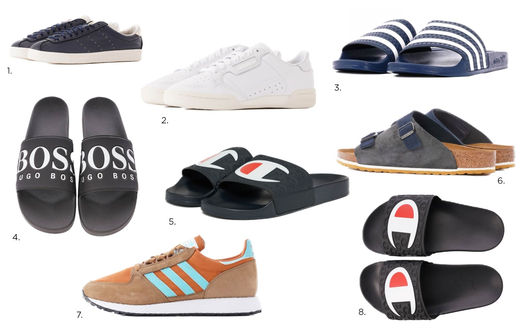 Footwear Gift Guide by Stuarts London
