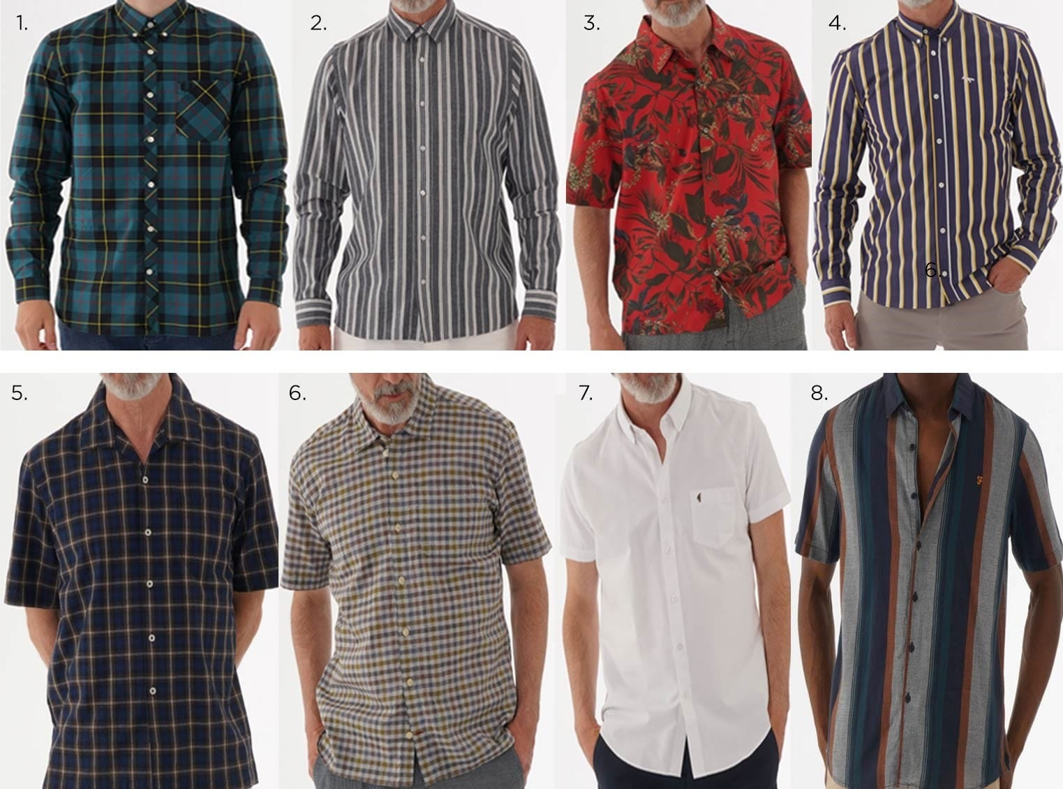 Shirts Edit by Stuarts London
